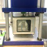 Zyklusprüfmaschine mit Temperaturkammer